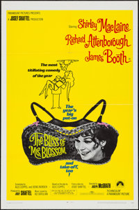 """The Bliss of Mrs. Blossom & Others Lot (Paramount, 1968). One Sheets (13) (27"""" X 41""""). Comedy. ... (Total:..."""