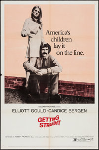 """Getting Straight & Others Lot (Columbia, 1970). One Sheets (17) (27"""" X 41""""). Drama. ... (Total: 17 Ite..."""