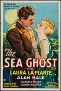 "Movie Posters:War, The Sea Ghost (Peerless Pictures, 1931). One Sheet (27"" X 41"").War.. ..."