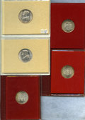 Vatican City, Vatican City: A Quintet of 1978,... (Total: 5 coins)