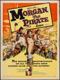 "Movie Posters:Adventure, Morgan the Pirate (MGM, 1961). Poster (30"" X 40""). Adventure.. ..."
