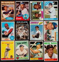 Baseball Cards:Lots, 1950's - 1970's Baseball Hall of Famers Card Collection (12). ...