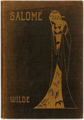 Books:Literature Pre-1900, Oscar Wilde. Salomé: A Tragedy in One Act. Boston: John W.Luce & Company, 1907. Illustrated Aubrey Beardsley....