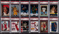 Basketball Cards:Lots, 1990's - 2000's Basketball Stars and Future Hall of Famers PSA GemMT 10 Card Collection (32). ...