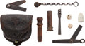 Military & Patriotic:Civil War, Group of Civil War Rifle Related Accoutrements...