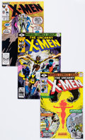 Modern Age (1980-Present):Superhero, X-Men Group (Marvel, 1979-2000) Condition: Average NM.... (Total:46 Comic Books)