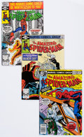 Modern Age (1980-Present):Superhero, The Amazing Spider-Man Group (Marvel, 1979-84) Condition: Average NM-.... (Total: 53 Comic Books)