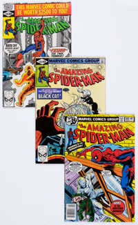 The Amazing Spider-Man Group (Marvel, 1979-84) Condition: Average NM-.... (Total: 53 Comic Books)