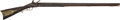Long Guns:Muzzle loading, American Flintlock Fowler With Ketland & Co Lock...