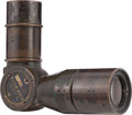 Militaria:Armor, U.S. Elbow Telescope M16A1D for the 150 MM Howitzer....