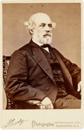 Photography:Cabinet Photos, Robert E. Lee Cabinet Card...