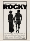 "Movie Posters:Academy Award Winners, Rocky (United Artists, 1977). Poster (30"" X 40""). Academy Award Winners.. ..."