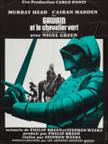 "Movie Posters:Fantasy, Gawain and the Green Knight & Others Lot (United Artists,1973). Trimmed French Grandes (2) (45.75"" X 61.75"" & 46"" X61.25"")... (Total: 14 Items)"
