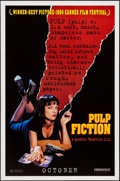 "Movie Posters:Crime, Pulp Fiction (Miramax, 1994). One Sheet (27"" X 41"") Advance. Crime.. ..."