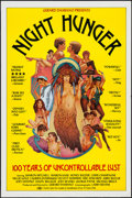"""Movie Posters:Adult, Night Hunger & Other Lot (PRP, 1983). One Sheets (109) (27"""" X 41"""") Flat Folded. Adult.. ... (Total: 109 Items)"""