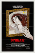 "Movie Posters:Horror, Scream & Other Lot (Cal-Com Releasing, 1983). One Sheets (47) (27"" X 41"") Flat Folded. Horror.. ... (Total: 47 Items)"