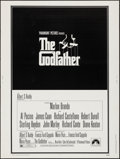 """Movie Posters:Crime, The Godfather (Paramount, 1972). Poster (30"""" X 40""""). Crime.. ..."""
