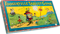 Toonerville Trolley Game (Milton Bradley, 1927) Condition: GD/VG