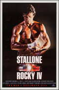 "Movie Posters:Sports, Rocky IV & Others Lot (MGM/UA, 1985). One Sheets (3) (27"" X 41"") Advance Regular Style. Sports.. ... (Total: 3 Items)"
