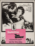 "Movie Posters:Foreign, Two Women (Embassy, 1960). Poster (30"" X 40""). Foreign.. ..."