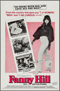 """Movie Posters:Sexploitation, Fanny Hill & Others Lot (Cinemation Industries, 1969). OneSheets (3) (27"""" X 41"""", 28"""" X 41"""") Flat Folded. Sexploitation.. ...(Total: 3 Items)"""