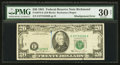 Error Notes:Shifted Third Printing, Fr. 2073-E $20 1981 Federal Reserve Note. PMG Very Fine 30 Net.. ...