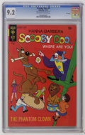 Bronze Age (1970-1979):Cartoon Character, Scooby Doo #9 File Copy (Gold Key, 1971) CGC NM- 9.2 Off-white towhite pages. Overstreet 2006 NM- 9.2 value = $85. CGC cens...