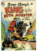 Golden Age (1938-1955):Adventure, Four Color #265 King of the Royal Mounted - Mile High pedigree (Dell, 1950) Condition: NM-. Zane Grey adaptation. Overstreet...