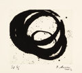 Fine Art - Work on Paper:Print, RICHARD SERRA (American, b. 1939). Venice Notebook 2001, #7(from the Venice Notebook 2001 series), 2002. Etching wi...