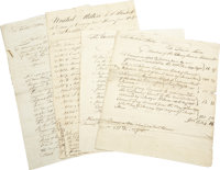 Whiskey Rebellion - An Important Grouping of Documents