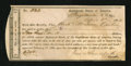 Confederate Notes:Group Lots, Confederate Interim Deposit Receipt Unissued $200 April 1, 1864. .....