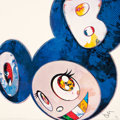 Prints, TAKASHI MURAKAMI (Japanese, b. 1962). Mr. DOB Group of Three Works: And Then x 6 (Marine Blue: The Superflat Method), And ... (Total: 3 Items)