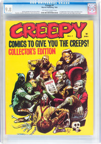 Creepy #1 (Warren, 1964) CGC NM/MT 9.8 Off-white to white pages
