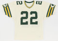 Football Collectibles:Uniforms, 1984-88 Mark Lee Game Worn Green Bay Packers Jersey....