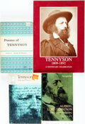 Books:Literature Pre-1900, [Sir Alfred, Lord Tennyson]. Group of Four Books Related to Worksof Tennyson. Various publishers and dates.... (Total: 4 )