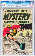 Silver Age (1956-1969):Superhero, Journey Into Mystery #86 Twin Cities pedigree (Marvel, 1962) CGCNM+ 9.6 White pages....