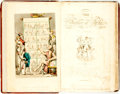 Books:Literature Pre-1900, Thomas Rowlandson & William Combe. The Dance of Life, Apoem. London: [J. Diggens for] R. Ackermann, Repository ...