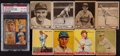 Baseball Cards:Lots, 1933 and 1935 Goudey and 1940 Play Ball Baseball Collection(29)....