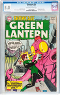 Silver Age (1956-1969):Superhero, Showcase #24 Green Lantern (DC, 1960) CGC VG/FN 5.0 Cream to off-white pages....