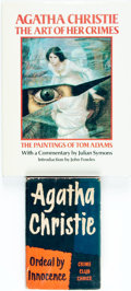 Books:Mystery & Detective Fiction, [Agatha Christie]. Pair of Agatha Christie-Related First Editions.Agatha Christie. Ordeal by Innocence. London:... (Total: 2Items)