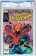 Modern Age (1980-Present):Superhero, The Amazing Spider-Man #238 (Marvel, 1983) CGC NM+ 9.6 Whitepages....