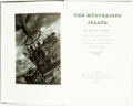 Books:Science Fiction & Fantasy, Edward A. Wilson, illustrations. SIGNED/LIMITED. Jules Verne. The Mysterious Island. Baltimore: Printed for the ...