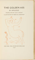 Books:Literature Pre-1900, Percival Goodman, illustrations. SIGNED/LIMITED. Apuleius. TheGolden Ass. New York: The Limited Editions Club, ...