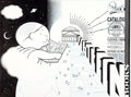 Original Comic Art:Covers, Chris Ware Pantheon Books Summer 2000 Catalog Wrap-AroundCover Original Art (Pantheon Books, 2000).... (Total: 2 OriginalArt)