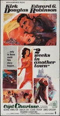 """Movie Posters:Drama, Two Weeks in Another Town & Other Lot (MGM, 1962). Three Sheets (2) (41"""" X 78"""", 41"""" X 79""""). Drama.. ... (Total: 2 Items)"""