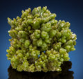 Minerals:Miniature, PYROMORPHITE. Daoping Mine, Gongcheng Co., Guilin Prefecture,Guangxi Zhuang Autonomous Region, China. ...