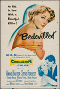 """Movie Posters:Crime, Bedevilled (MGM, 1955). One Sheet (27"""" X 41""""). Crime.. ..."""