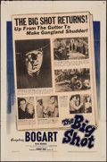 "Movie Posters:Crime, The Big Shot (Warner Brothers, 1942). One Sheet (27"" X 41"").Crime.. ..."