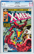 Modern Age (1980-Present):Superhero, X-Men #129 (Marvel, 1980) CGC NM- 9.2 Off-white to white pages....