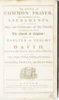 Books:Religion & Theology, [Religion & Theology]. The Book of Common Prayer, and Administration of the Sacraments, and other Rites and Ceremonies o...